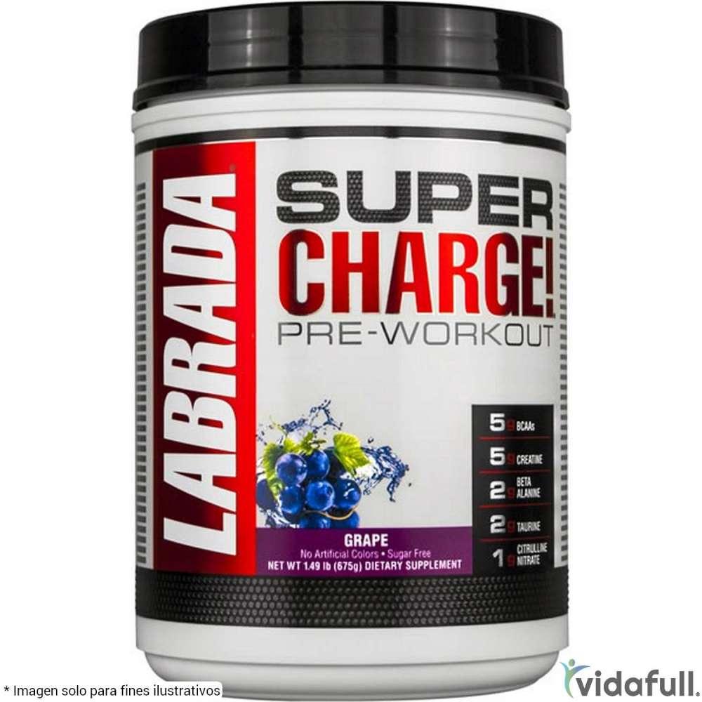 Super Charge Labrada Pre-Entrenamiento de Labrada Bajar de Peso Bien