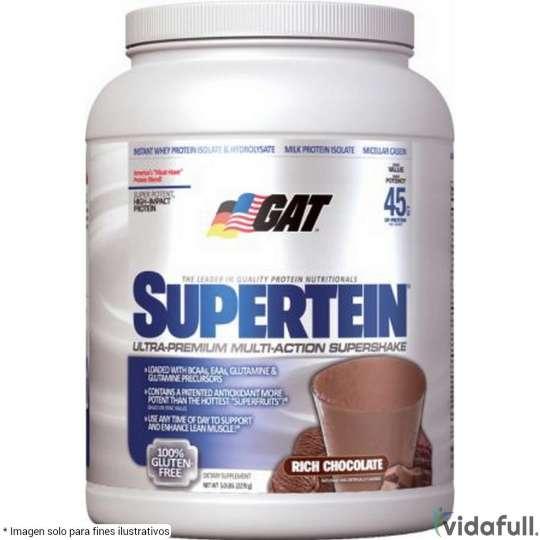 Supertein GAT Proteína de GAT Ganar musculo y marcar musculo