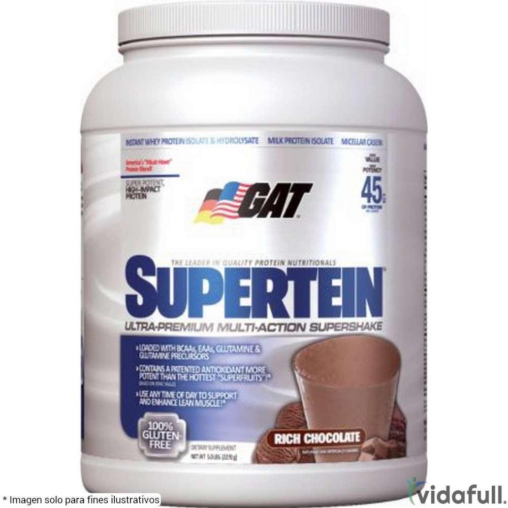 Supertein GAT Proteína de GAT Bajar de Peso Bien