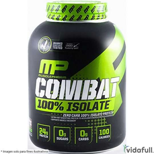 Combat 100% Isolate MusclePharm
