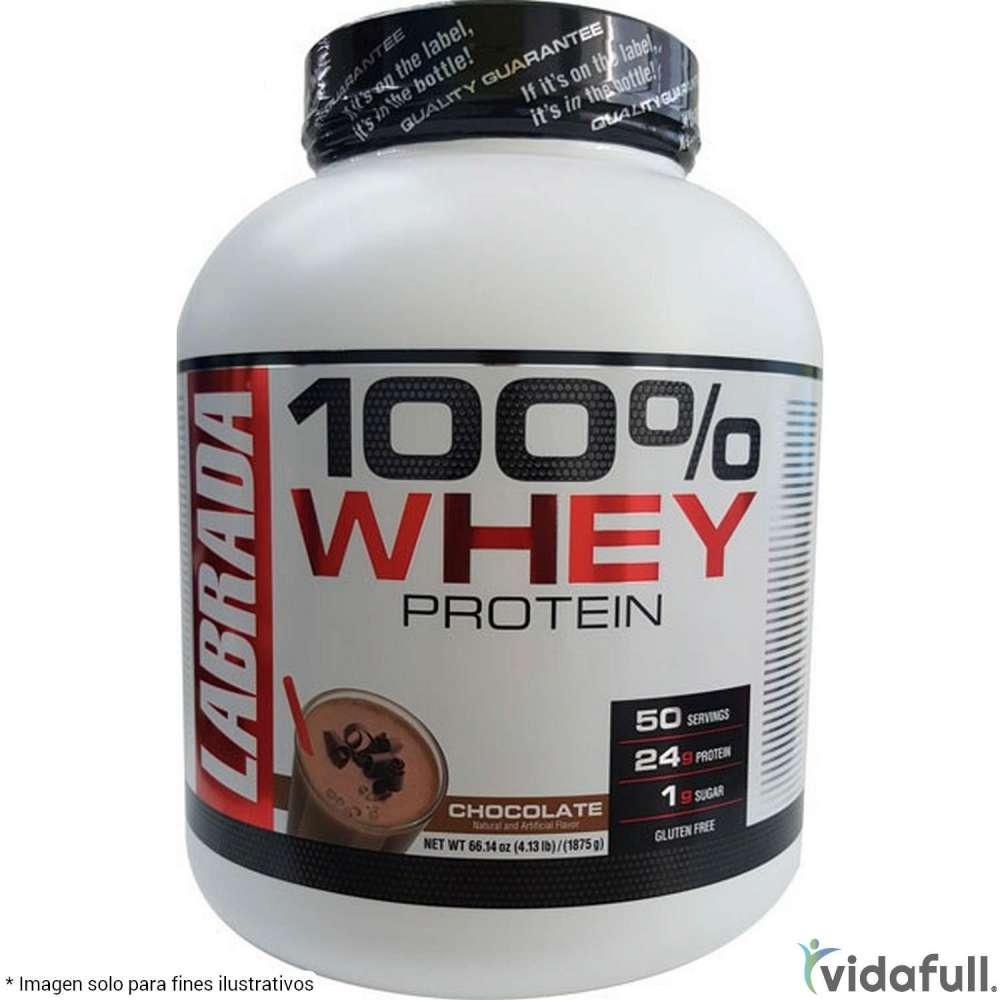 100% Whey Labrada Proteína de Labrada Ganar musculo y marcar musculo