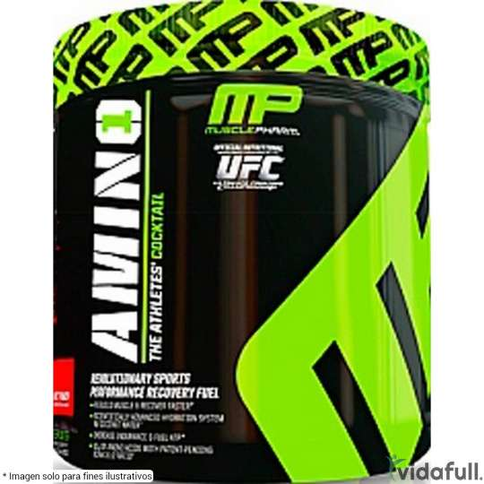 Amino1 MusclePharm