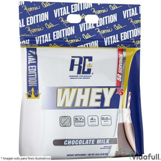 Whey XS Ronnie Coleman Chocolate