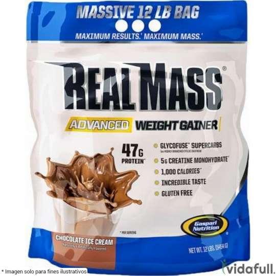 Real Mass Advanced Gaspari