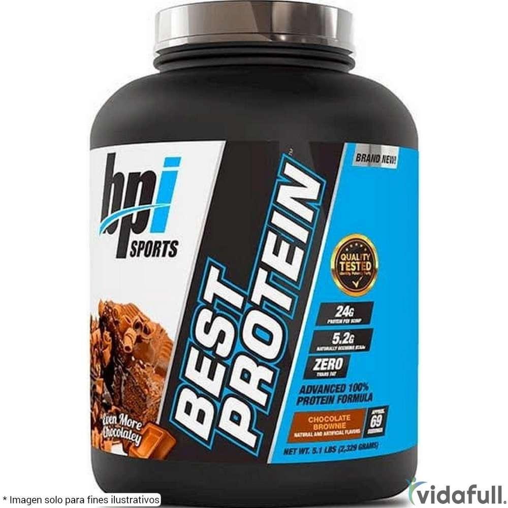 Best Protein BPI Proteína de BPI Sports Ganar musculo y marcar musculo