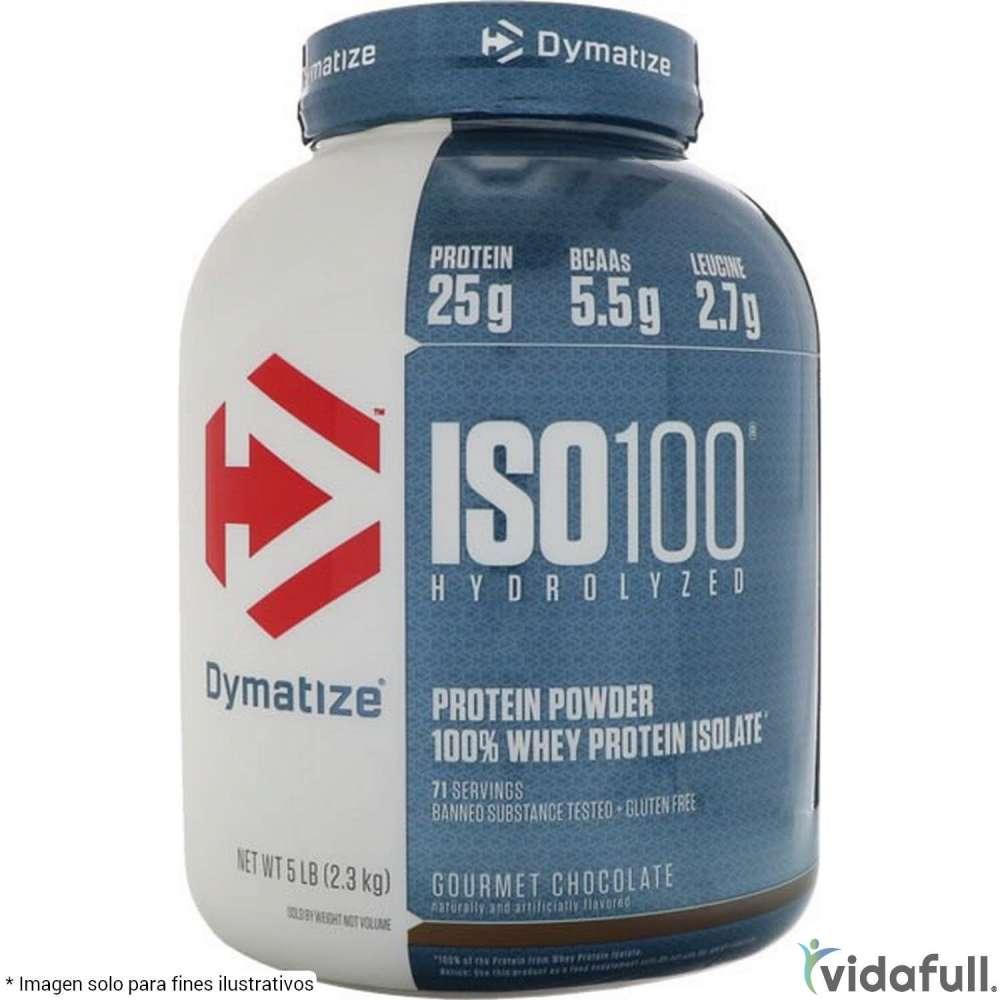 ISO 100 Dymatize Proteína de Dymatize Bajar de Peso Bien
