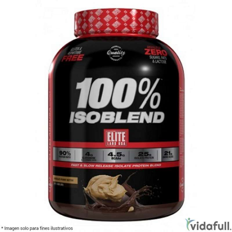 100% Isoblend Elite Labs