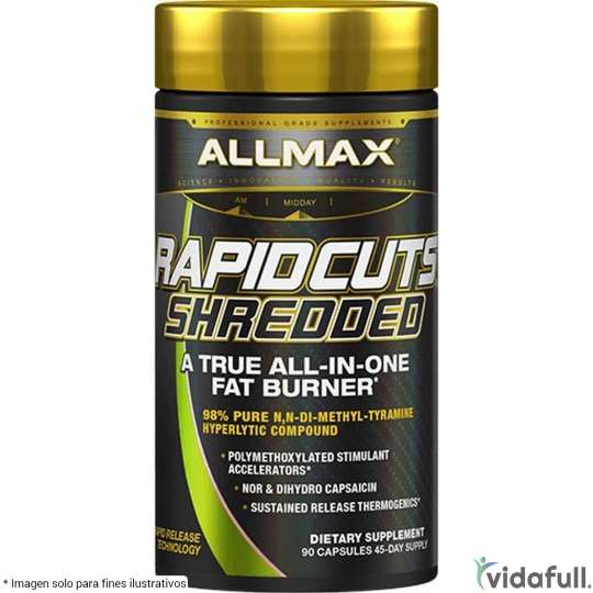 Rapidcuts Shredded Allmax