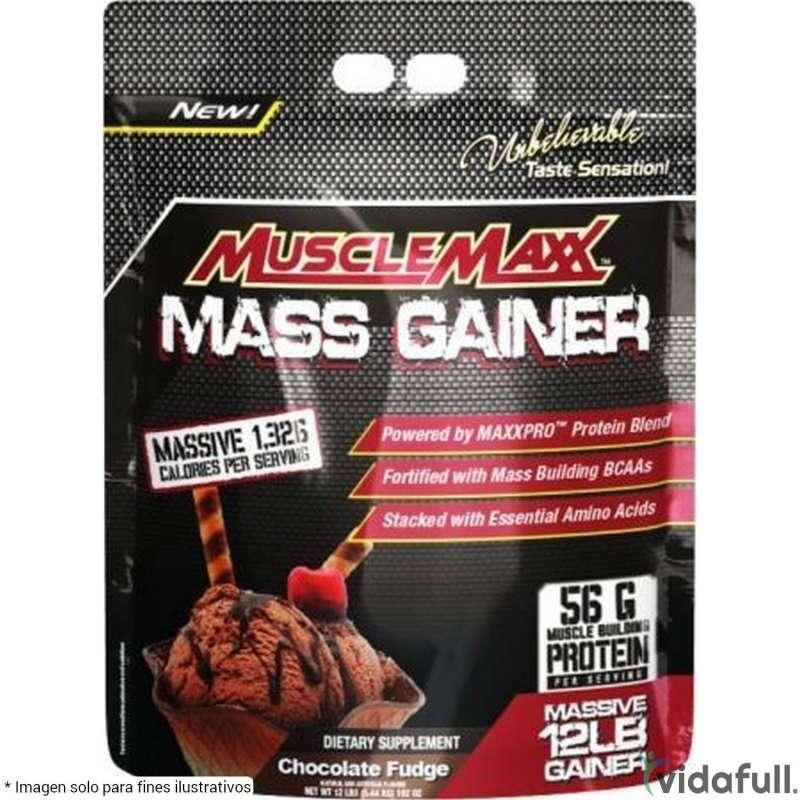 MuscleMaxx Mass Gainer Allmax