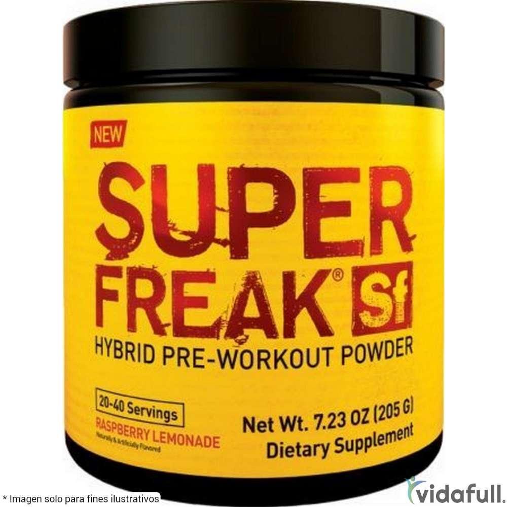 Super Freak Pharmafreak Pre-Entrenamiento de Pharmafreak Bajar de Peso Bien