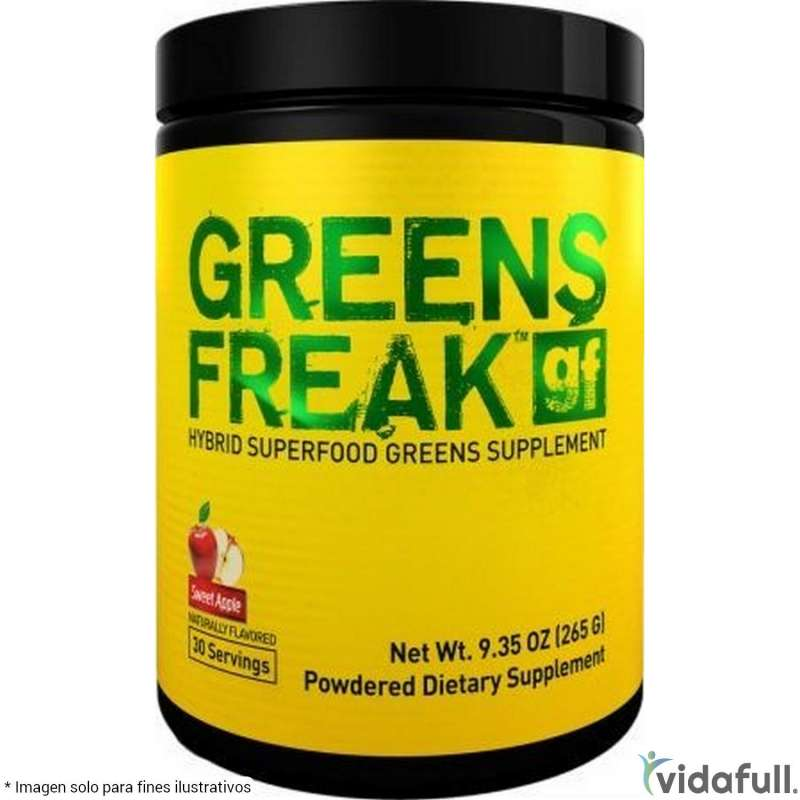 Greens Freak Pharmafreak
