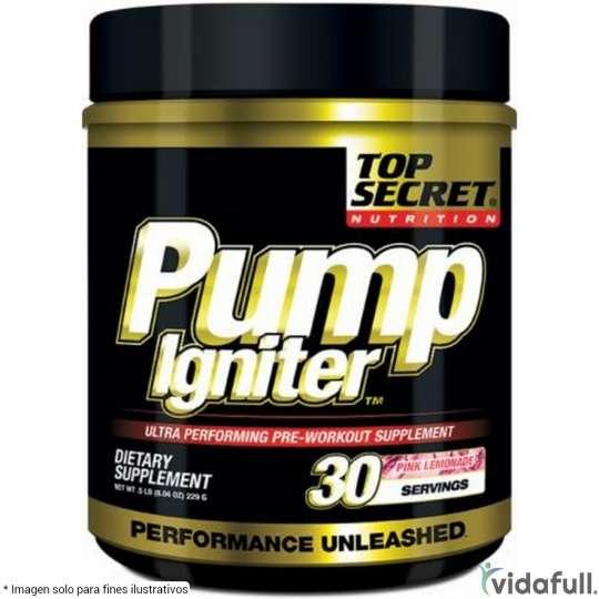 Pump Igniter Top Secret