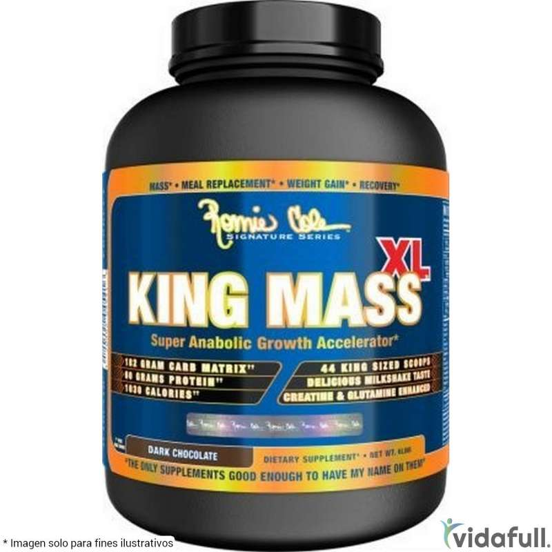 King Mass XL Ronnie Coleman