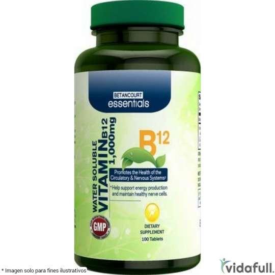 Vitamina B 12 Betancourt