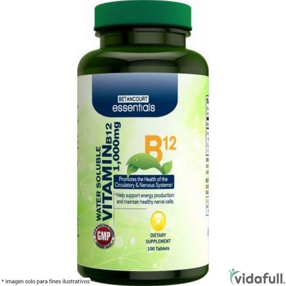 Vitamina B 12 Betancourt Vitaminas y minerales de Betancourt Nutrition Bajar de Peso Bien