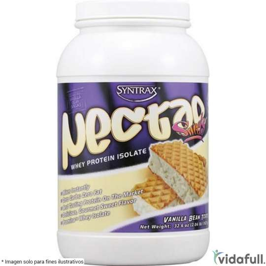 Nectar Proteina Syntrax Proteína de Syntrax Ganar musculo y marcar musculo
