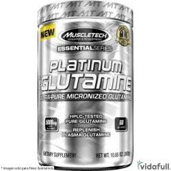 Platinum Glutamina Muscletech