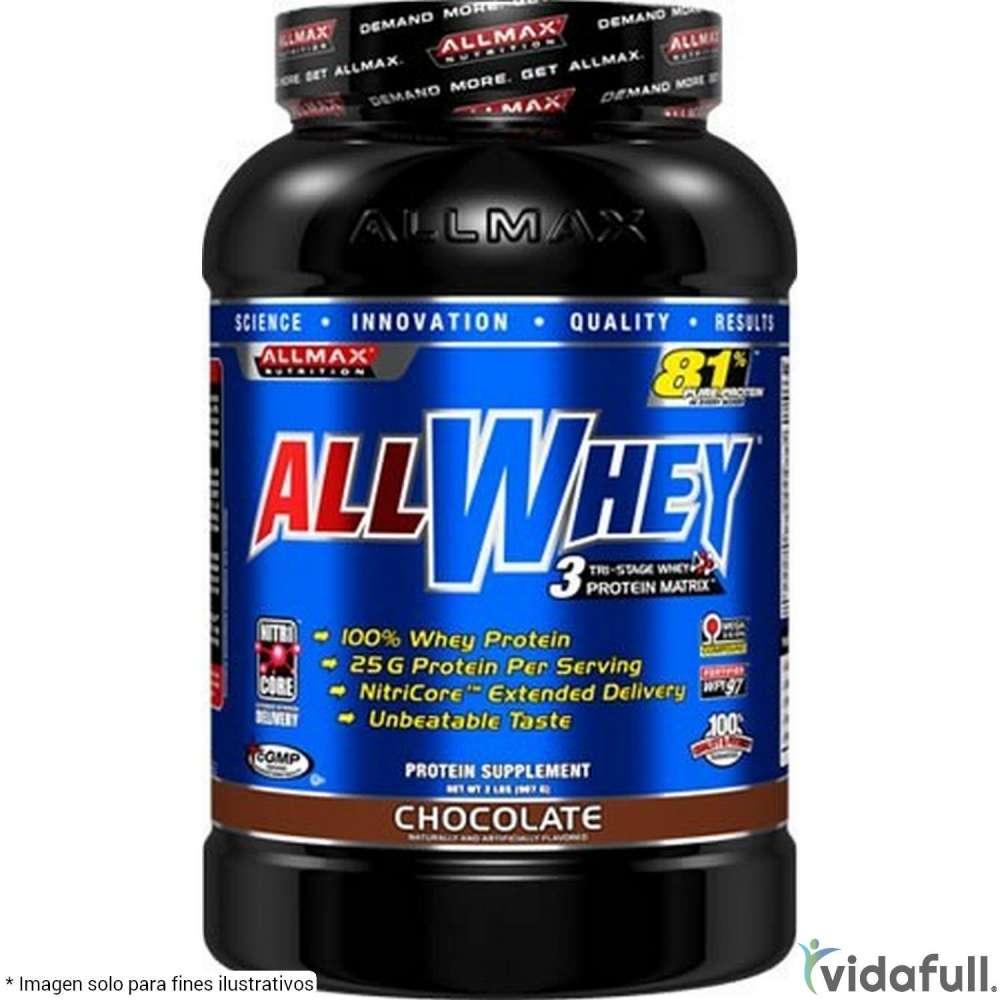 AllWhey Allmax Proteína de Allmax Nutrition Bajar de Peso Bien