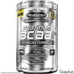 Platinum BCAA 8:1:1 Muscletech