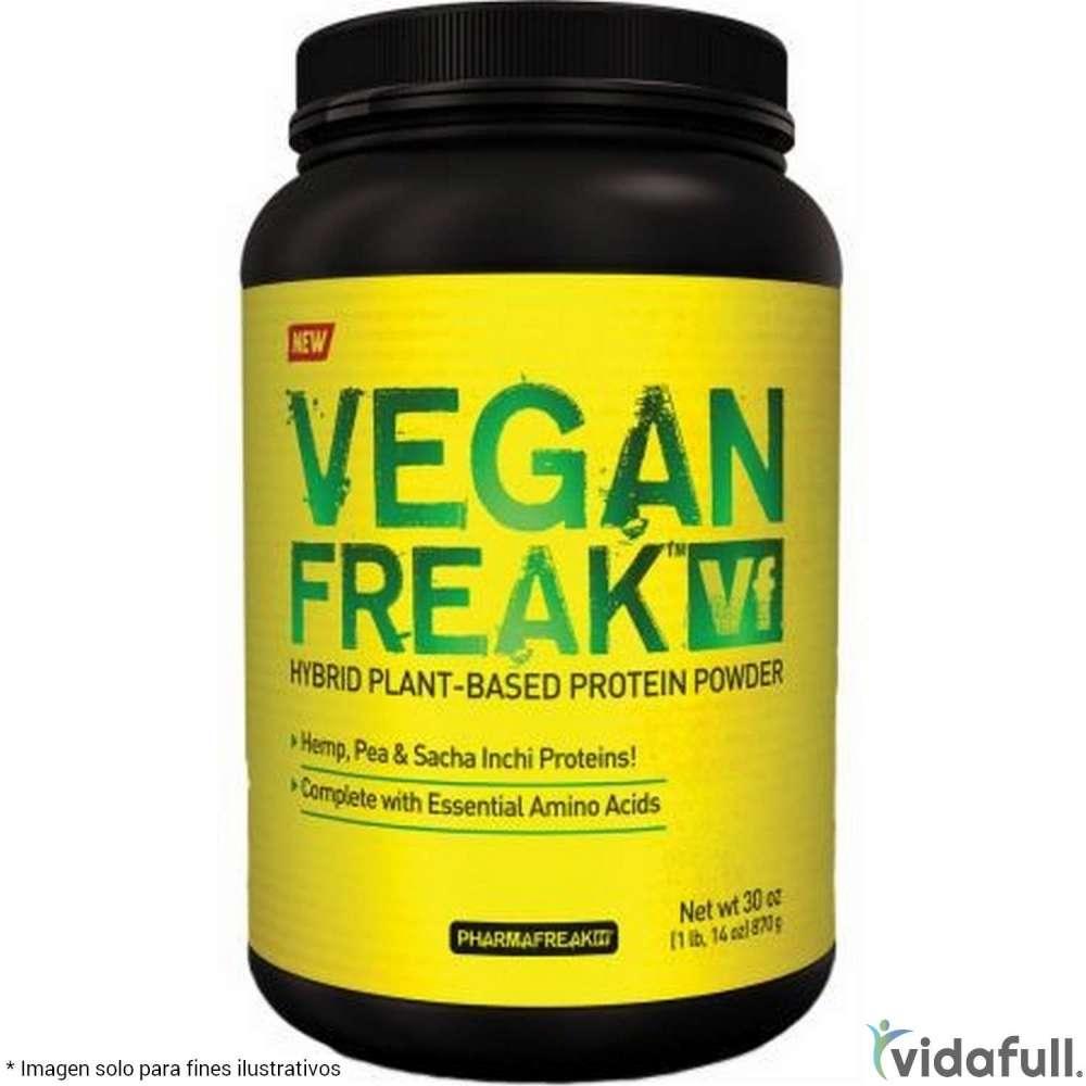 Vegan Freak Pharmafreak Proteína de Pharmafreak Bajar de Peso Bien