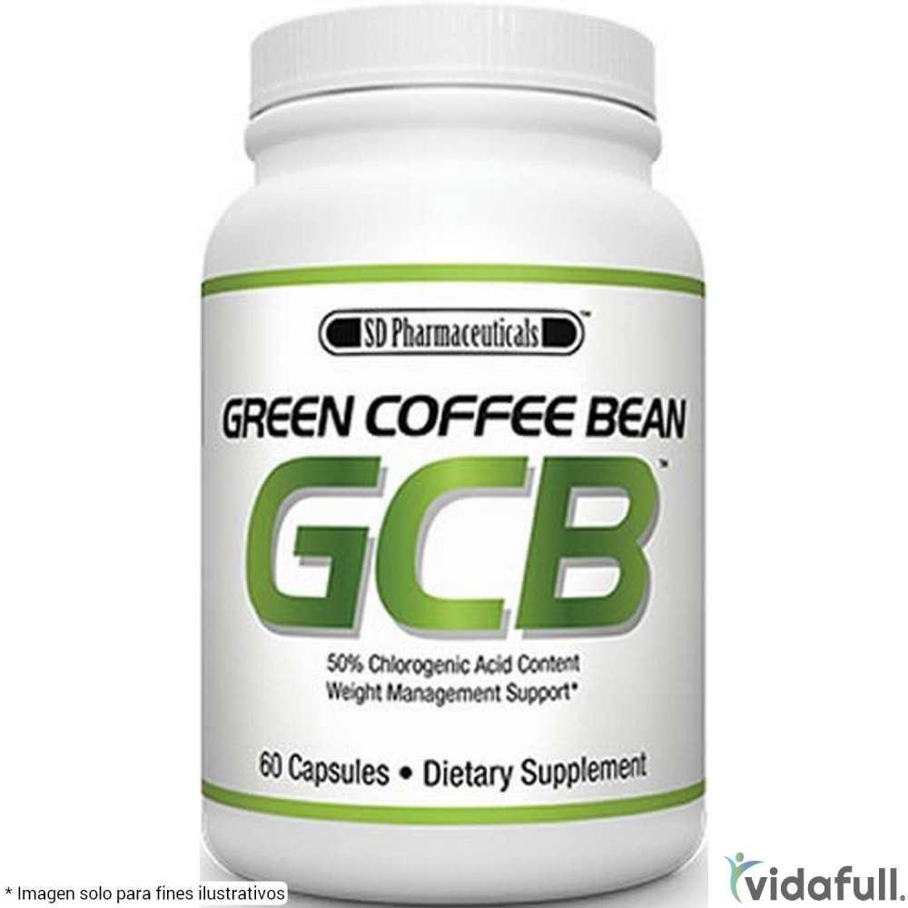 Green Coffee Bean SD Vitaminas y minerales de SD Pharmaceuticals Bajar de Peso Bien