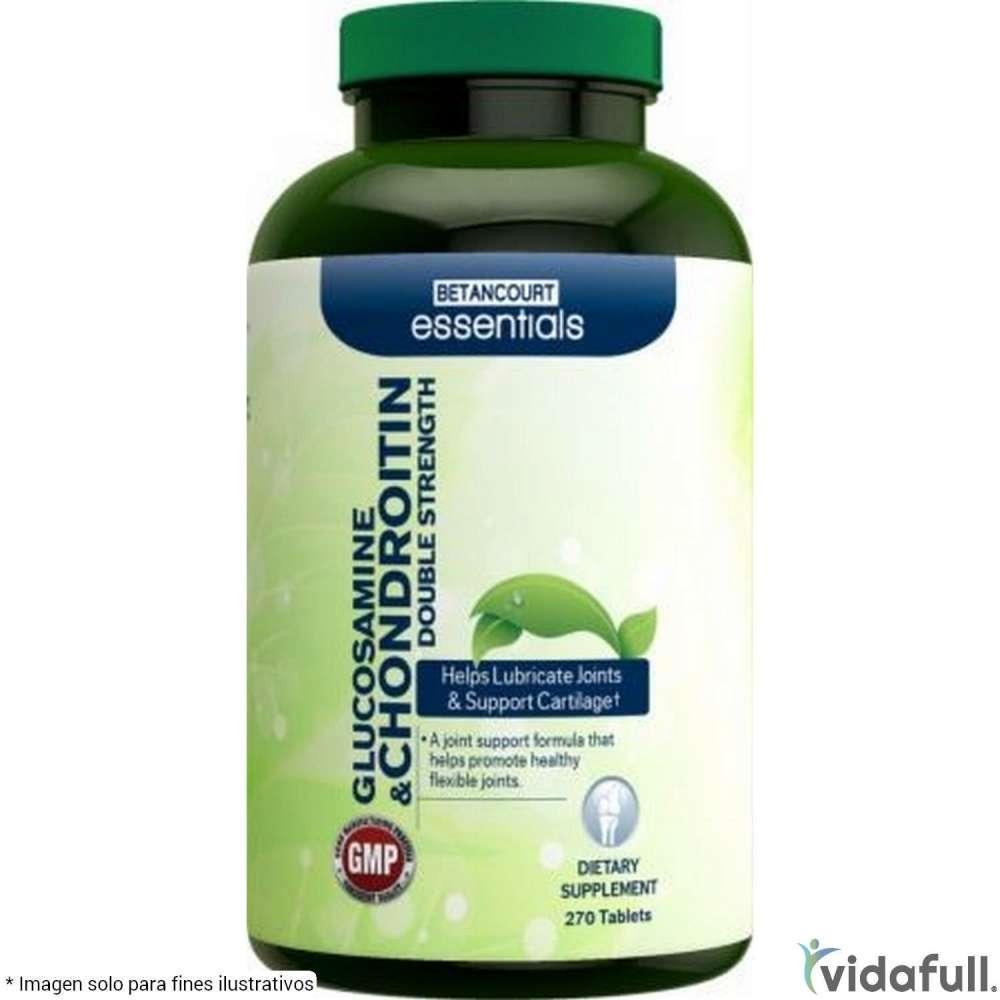 Glucosamina y Condroitina Betancourt Vitaminas y minerales de Betancourt Nutrition Bajar de Peso Bien
