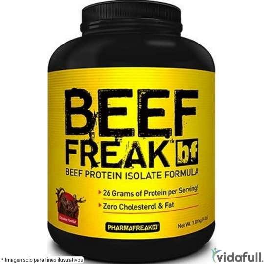 Beef Freak Pharmafreak Proteína de Pharmafreak Ganar musculo y marcar musculo