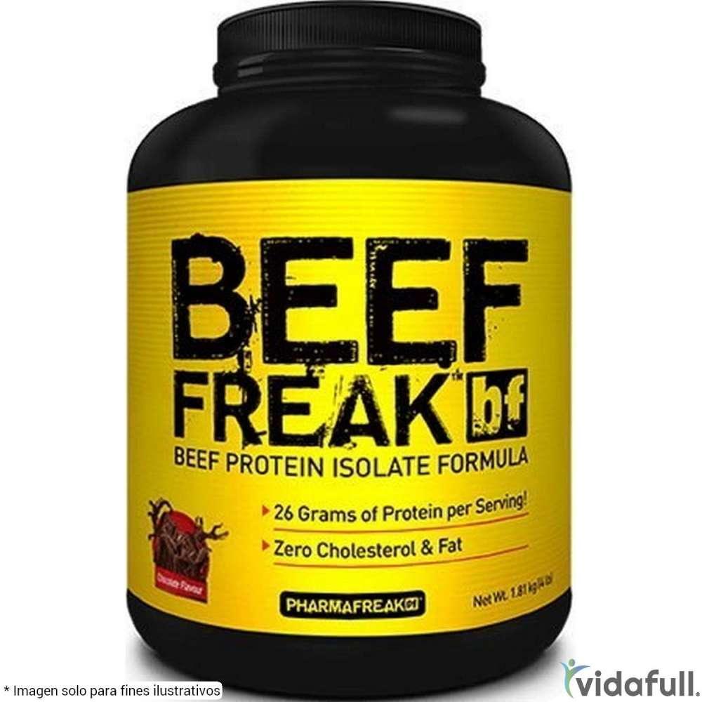Beef Freak Pharmafreak Proteína de Pharmafreak Bajar de Peso Bien