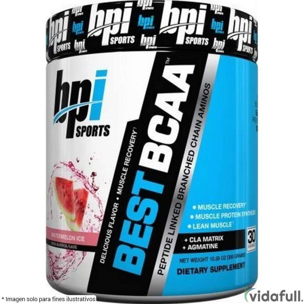 Best BCAA BPI Aminoácidos de BPI Sports Bajar de Peso Bien