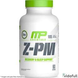 Z-PM 60 servicios MusclePharm