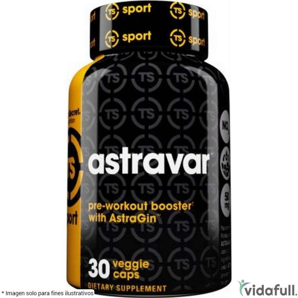 Astravar 2.0 30 caps Top Secret Pre-Entrenamiento de Top Secret Nutrition Bajar de Peso Bien