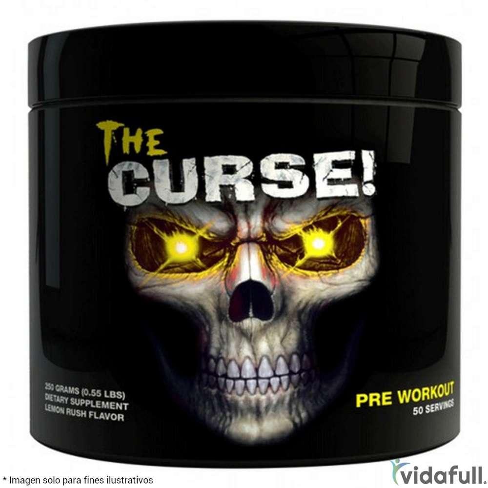 The Curse Cobra Labs Pre-Entrenamiento de Cobra Labs Bajar de Peso Bien