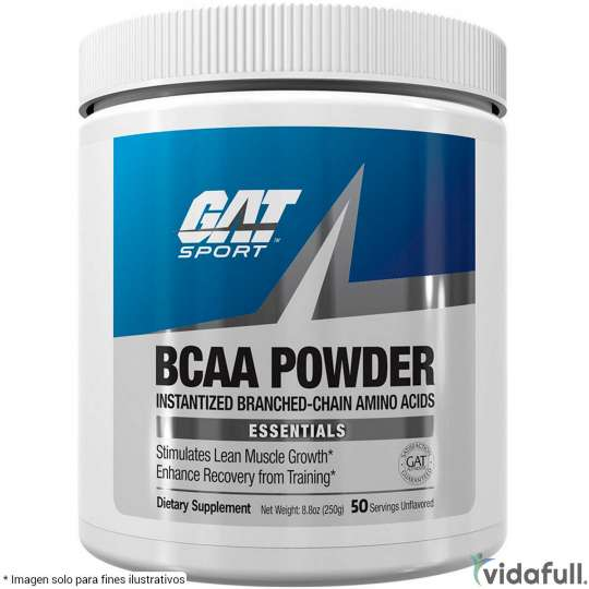 BCAA Powder GAT