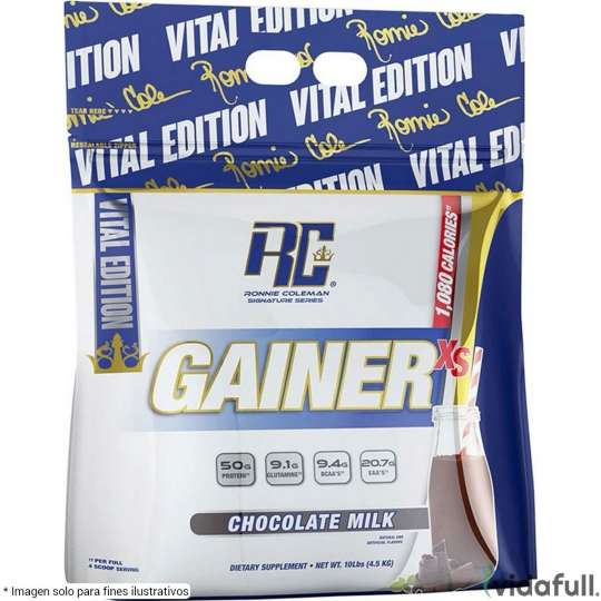 Gainer XS Ronnie Coleman
