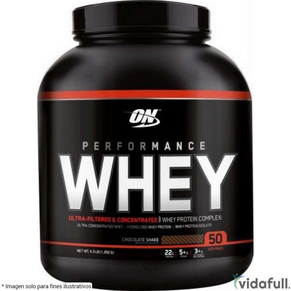 Performance Whey ON Proteína de ON Optimum Nutrition Bajar de Peso Bien