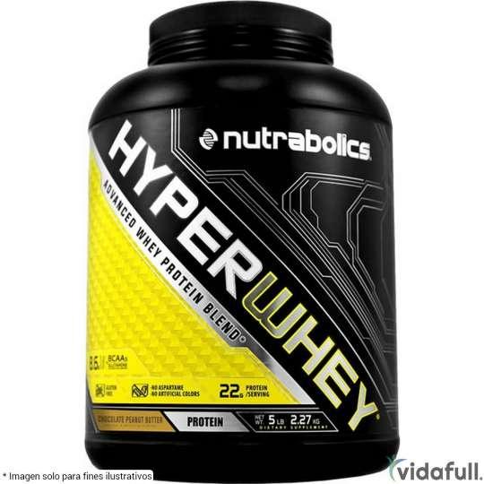 HyperWhey Nutrabolics Proteína de Nutrabolics Ganar musculo y marcar musculo