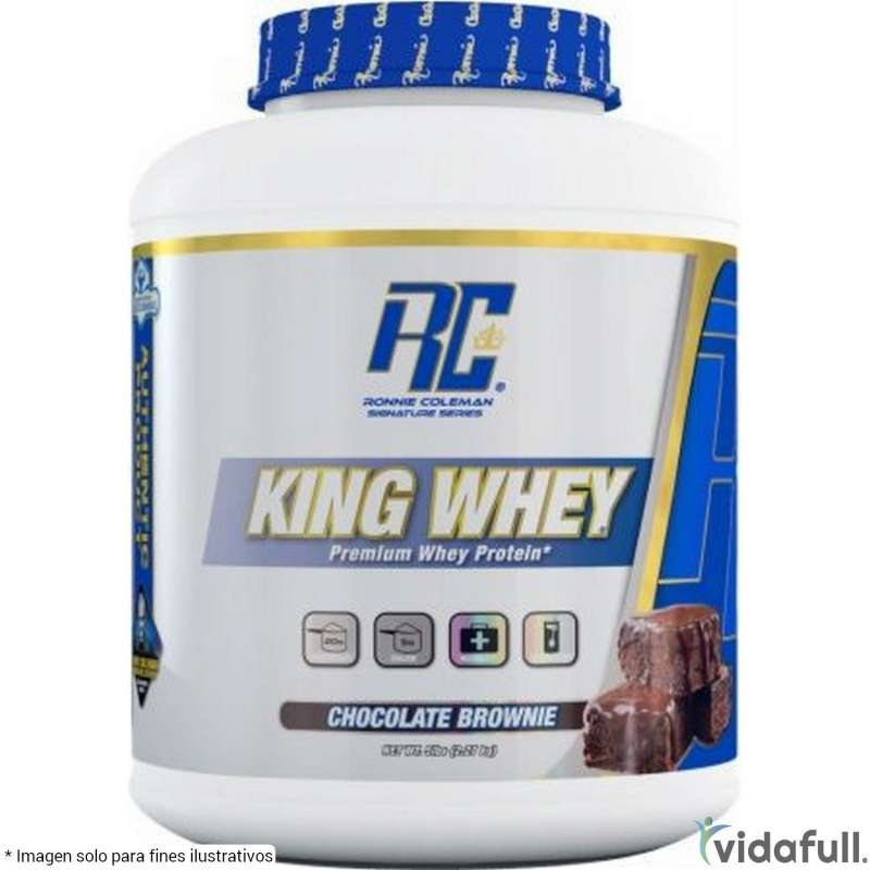 King Whey Ronnie Coleman