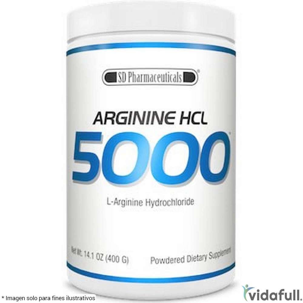 Arginina HCL 5000 SD Pharmaceuticals Pre-Entrenamiento de SD Pharmaceuticals Bajar de Peso Bien