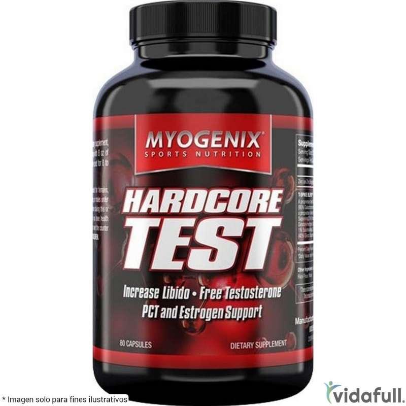 Hardcore Test Myogenix