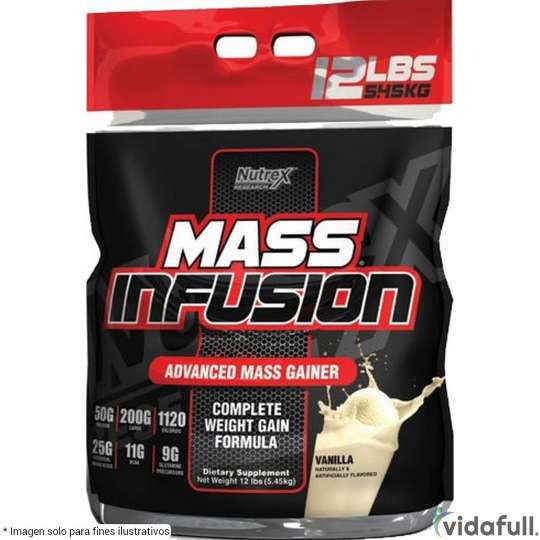 Mass Infusion Nutrex