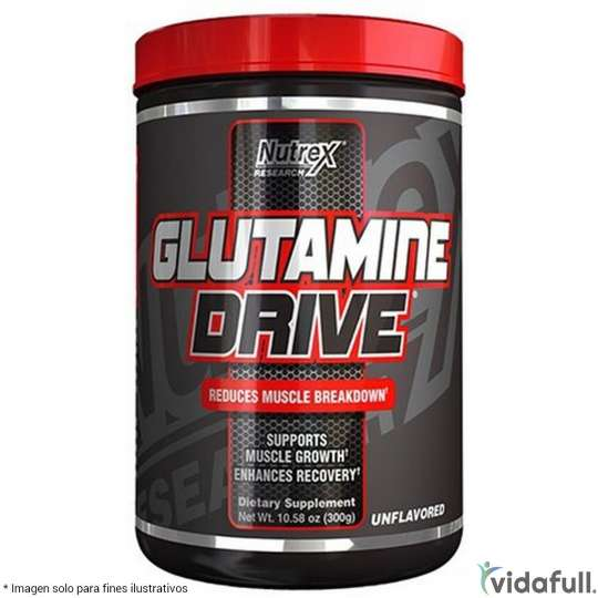 Glutamina Drive Black Nutrex