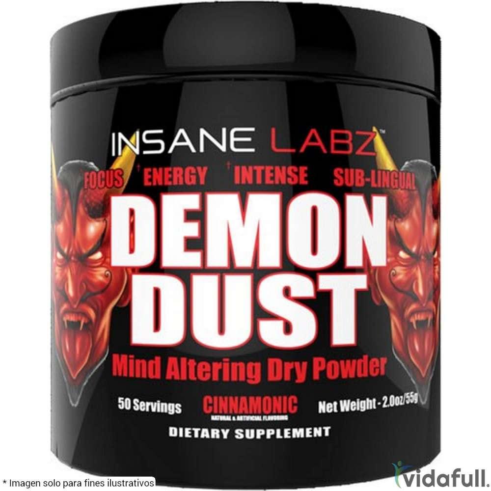 Demon Dust Insane Labz Pre-Entrenamiento de Insane Labz Bajar de Peso Bien