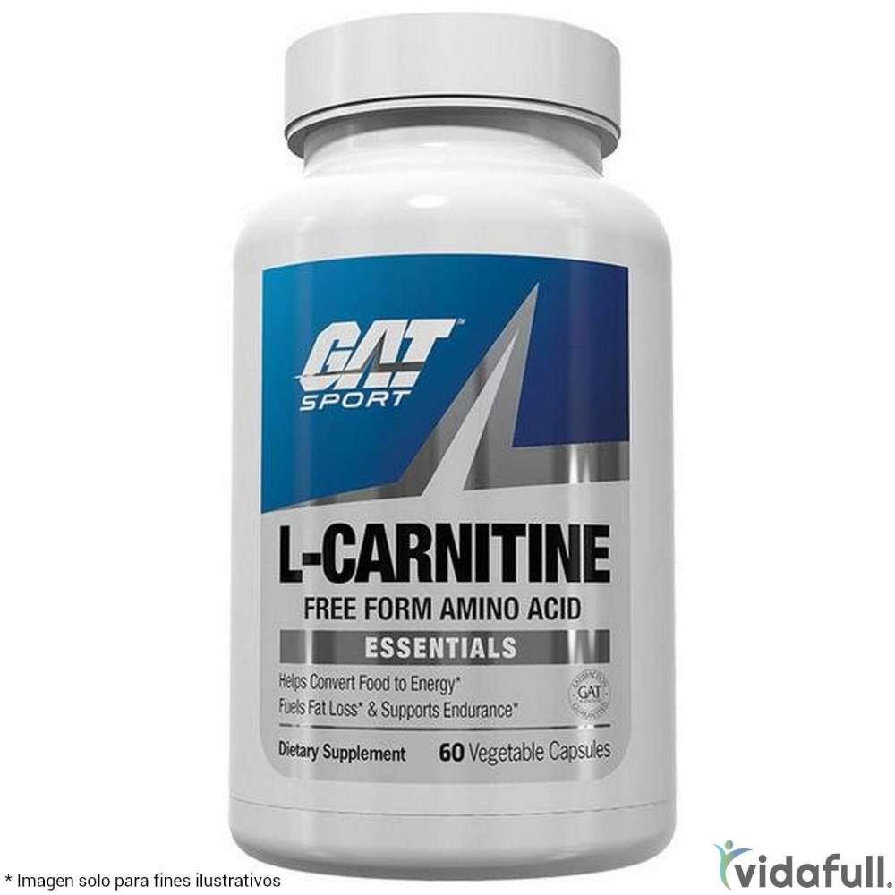 L-Carnitina GAT Carnitina de GAT Bajar de Peso Bien