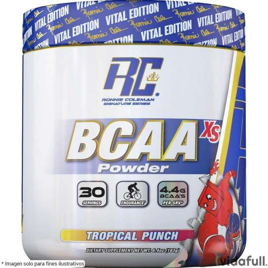 BCAA XS Powder Ronnie ColemanPonche Tropical