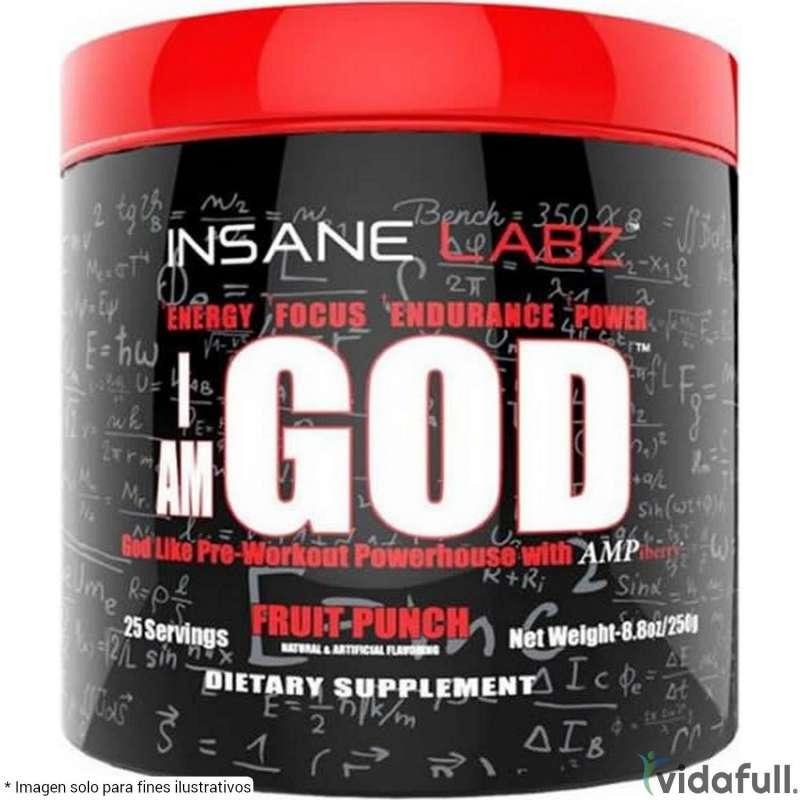 I Am God Insane Labz