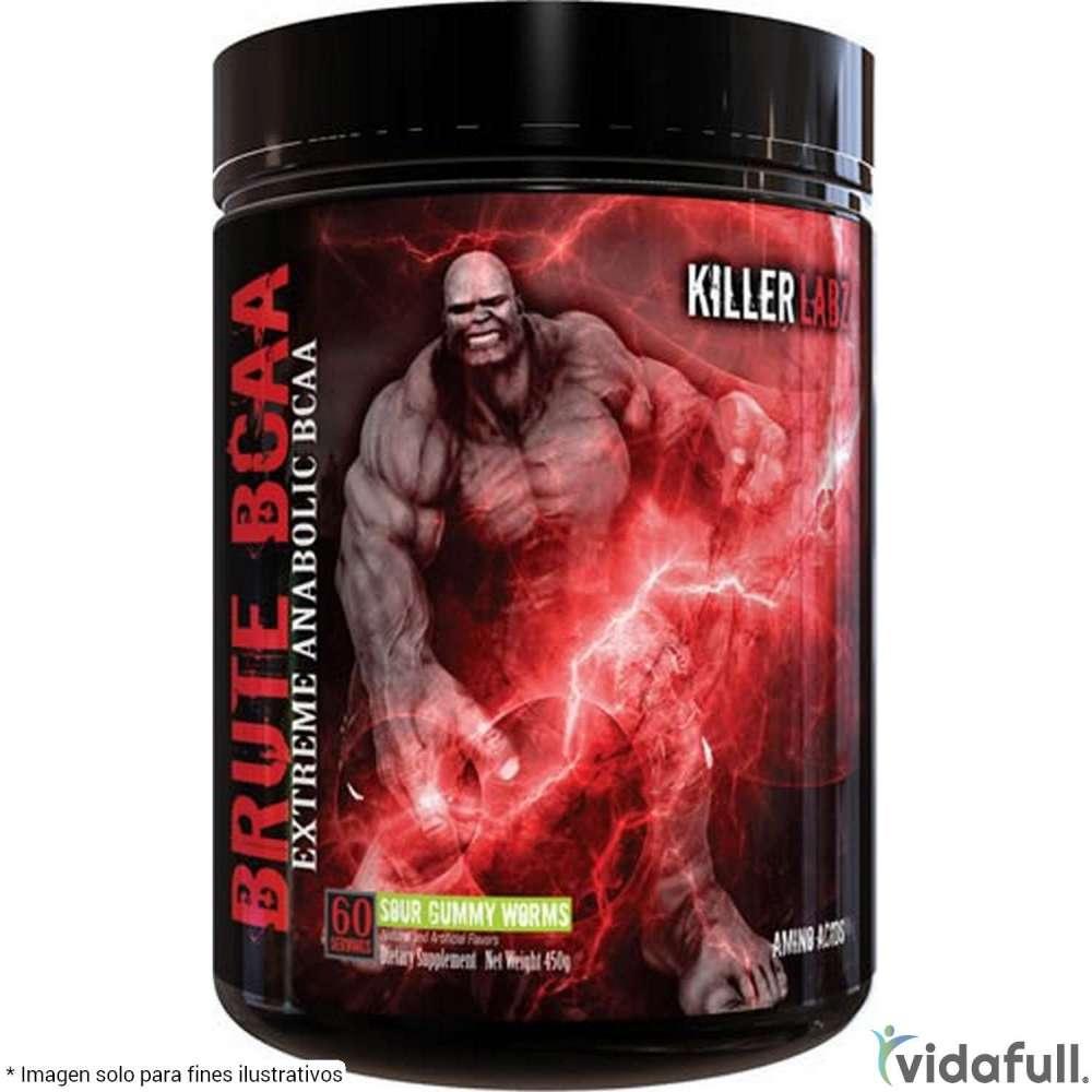 Brute BCAA Killerlabz Aminoácidos de Killerlabz Bajar de Peso Bien