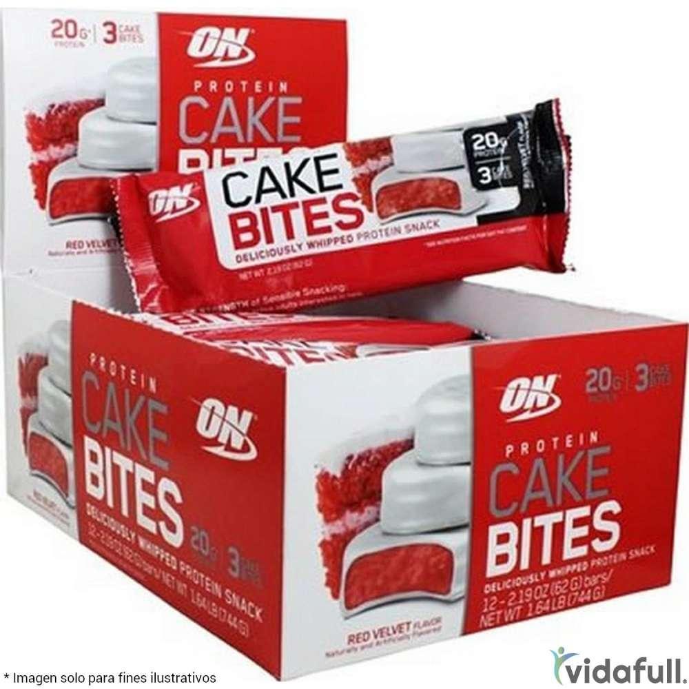 Cake Bites ON Proteína de ON Optimum Nutrition Bajar de Peso Bien