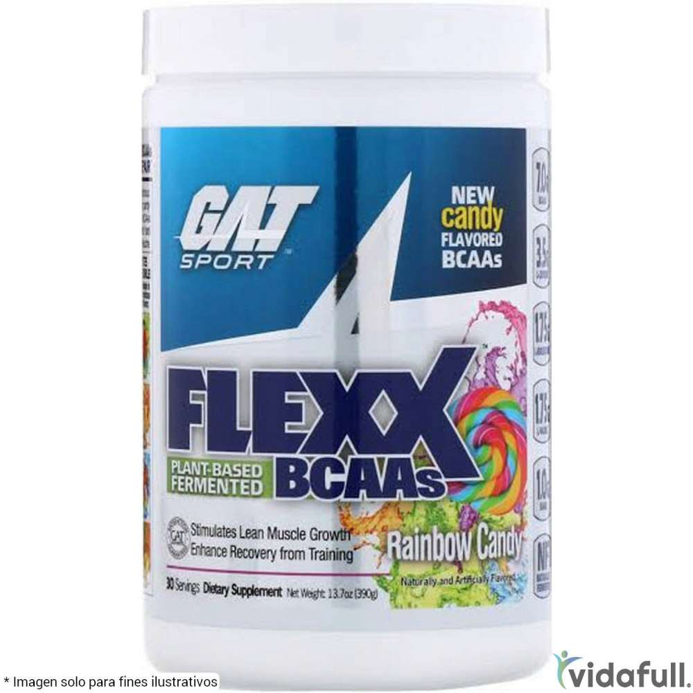 Flexx BCAA GAT Aminoácidos de GAT Bajar de Peso Bien