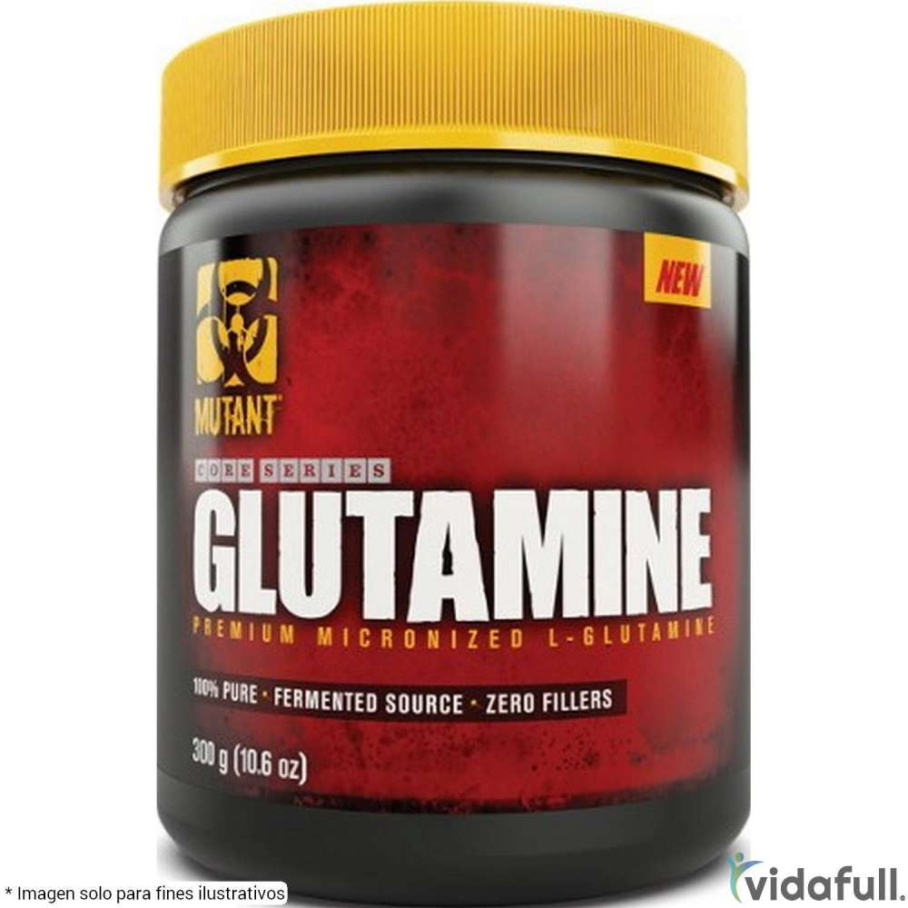 Glutamina Mutant Glutamina de Mutant Nutrition Bajar de Peso Bien