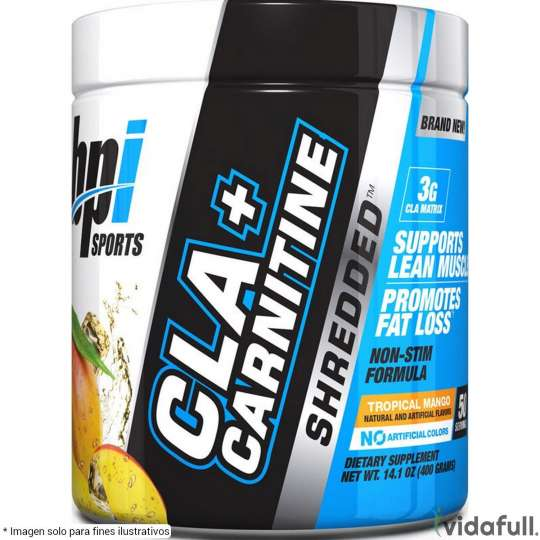 CLA + Carnitina Shredded BPI